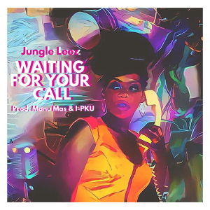 jungle leez waiting for your call cover