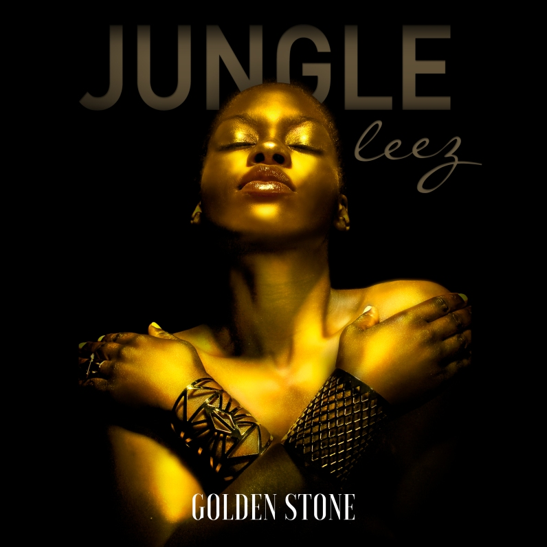 Jungle Leez Golden stone cover